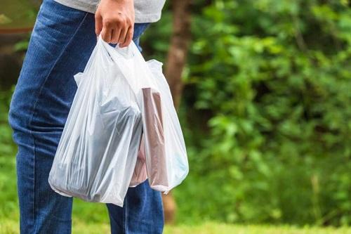 La Ville interdira les sacs d'emplettes en plastique le 22 avril 2021. Photo gracieuseté