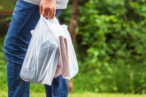 Lors de la séance du 5 octobre, le conseil municipal de la Ville de Sorel-Tracy a adopté un règlement interdisant les sacs d'emplettes en plastique à compter du 22 avril 2021. Photo gracieuseté