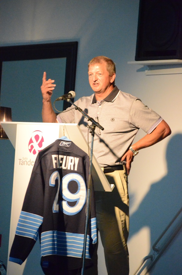 Pierre Mondou, qui réside dans la région depuis qu'il a pris sa retraite avec les Canadiens de Montréal en 1985, a été intronisé à deux reprises au Panthéon des sports de Sorel-Tracy, dont la dernière fois en 2013. Photothèque | Les 2 Rives ©
