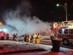 Un incendie endommage une résidence à Sorel-Tracy