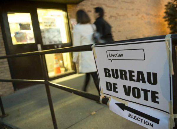 Voter en temps de pandémie