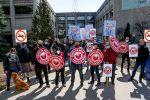 Les syndicats au Cégep de Sorel-Tracy dénoncent les tentatives de recul du gouvernement