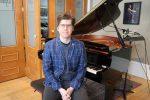 Le pianiste Antoine Laporte lance une campagne de financement pour son deuxième album