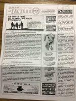 Un autre journal conspirationniste distribué dans la région