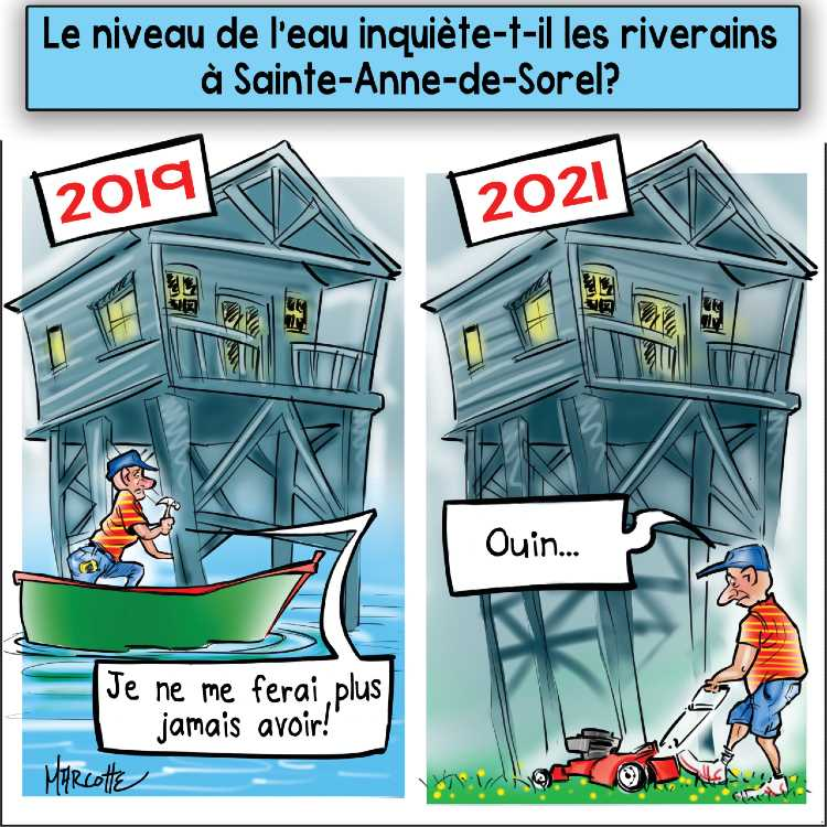 Caricature du 05/04/2021