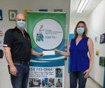 L'ADIRS reçoit un don de 40 000 $ de Rio Tinto Fer et Titane
