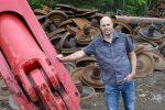 Des recycleurs de métaux de la région profitent des prix exorbitants du marché