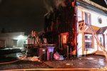 Un quadragénaire reconnu coupable de l'incendie au Bar Au Saurel