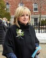 Louise Potvin fière de ses accomplissements