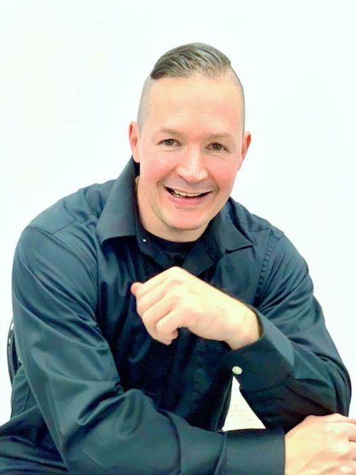 Benoit Cartier, candidat pour le quartier #1. Photo gracieuseté
